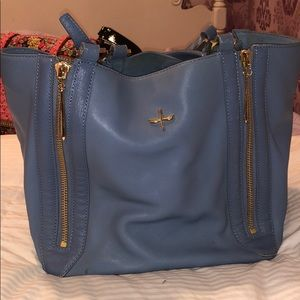 Blue everyday bag in good condition